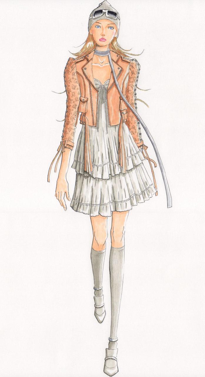 ファッションデザイン004s